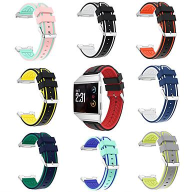 رخيصةأون أساور ساعات FitBit-حزام إلى Fitbit ionic فيتبيت عصابة الرياضة سيليكون شريط المعصم
