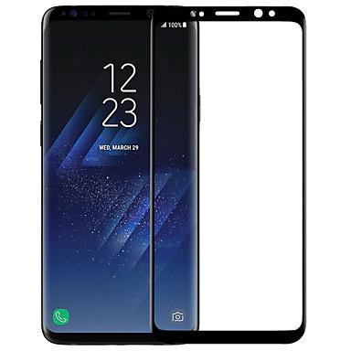 nillkin протектор экрана samsung galaxy для s9 закаленное стекло 1 шт полный защитный экран для экрана 3D изогнутый край антибликовый анти-отпечаток пальца