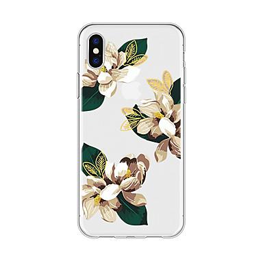 coque fleurs iphone 8