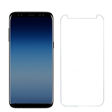 Samsung GalaxyScreen ProtectorA8 2018 HD Защитная пленка для экрана 1 ед. Закаленное стекло