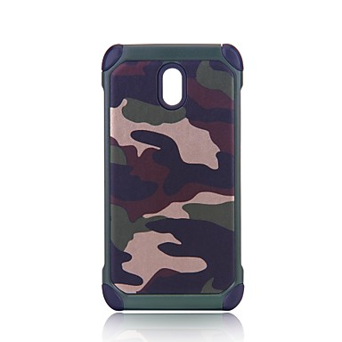 [$6 99] Case For Samsung Galaxy J7 Prime / J7 (2017) / J7 (2016) Shockproof  / Armor Back Cover Camouflage Hard PC