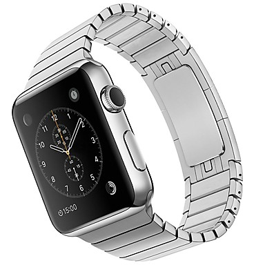 povoljno Apple Watch remeni-Pogledajte Band za Apple Watch Series 5/4/3/2/1 Apple Klasična kopča Nehrđajući čelik Traka za ruku