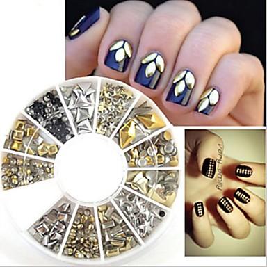 1 pcs Multi Function Eko-friendly materijal Nakit za nokte Za Kreativan nail art Manikura Pedikura Dnevno pomodan / Moda