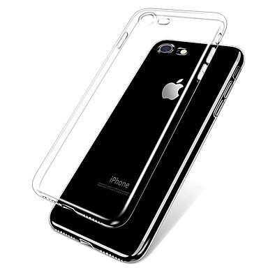 fodral Till Apple iPhone 8   iPhone 7 Ultratunt   transparent kropp Skal  Enfärgad Mjukt TPU för iPhone X   iPhone 8 Plus   iPhone 8 6644156 2019 –  €3.99 dbfb16adc7327
