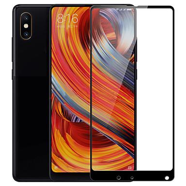 Недорогие Защитные плёнки для экранов Xiaomi-asling экран протектор xiaomi для xiaomi mi mix 2s закаленное стекло 1 шт полный защитный экран для экрана корпуса стойкий к царапинам взрывозащищенный 2.5d изогнутый