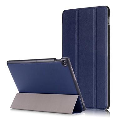 povoljno Maske za mobitele-Θήκη Za Asus ASUS ZenPad 10 Z301ML / ASUS ZenPad 10 Z301MFL / ASUS ZenPad 10 Z301MF Origami Korice Jednobojni Tvrdo PU koža