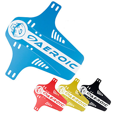 olcso Sárvédők-Bike Fenders Treking bicikli / Mountain bike Műanyagok - 2 pcs Fekete / Piros / Kék