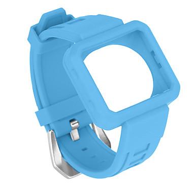 voordelige Mobiele telefoon-accessoires-Horlogeband voor Fitbit Blaze Fitbit Sportband Silicone Polsband