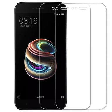 Недорогие Защитные плёнки для экранов Xiaomi-asling экран протектор xiaomi для xiaomi a1 закаленное стекло 2 шт передняя защита экрана царапина доказательство взрывозащита 2.5d изогнутый край 9h