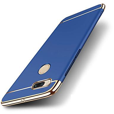 Недорогие Чехлы и кейсы для Xiaomi-Кейс для Назначение Xiaomi Xiaomi Mi Note 2 / Xiaomi Mi Mix 2 / Mi 6 Plus Покрытие / Матовое Кейс на заднюю панель Однотонный Твердый ПК / Xiaomi Mi 6 / Xiaomi Mi 5s