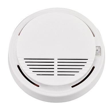 povoljno Sigurnosni senzori-pametni sigurnosni senzori detektori dima i plina platforma detektor dima za unutarnji svjetlosni i zvučni alarm ss-168