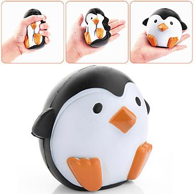 olcso Stresszoldó játékok-LT.Squishies Stresszoldü Stresszoldó Tündérmese téma Pingvin Fantacy Állatminta Stressz és szorongás oldására Office Desk Toys Enyhíti ADD, ADHD, a szorongás, az autizmus 1 pcs Klasszikus / 3D figura