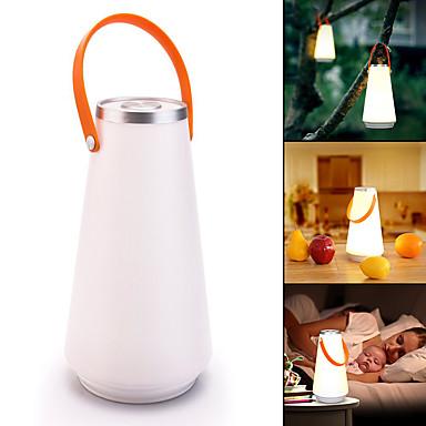 olcso Zseblámpák éslámpa túrázáshoz-Lámpások & Kempinglámpák LED LED Sugárzók 1 világítás mód Hordozható Kempingezés / Túrázás / Barlangászat Mindennapokra Fehér