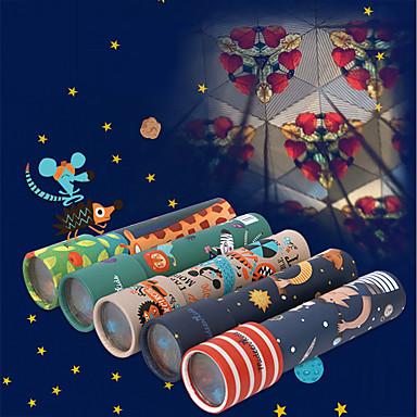 olcso Kaleidoszkóp-Kaleidoszkóp SUV Csillanás Új design Tökéletes Romantika Fantacy Rajzfilmfigura 1 pcs Gyermek Uniszex Fiú Lány Játékok Ajándék / Szülő-gyermek interakció