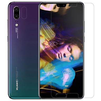 olcso Huawei képernyővédők-HuaweiScreen ProtectorHuawei P20 Ultravékony Elülső és fényképezőgép objektívvédő 2 db PET