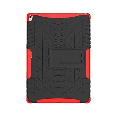 رخيصةأون أغطية أيباد-غطاء من أجل Apple ايباد ميني 5 / iPad New Air (2019) / iPad Air ضد الصدمات / مع حامل / درع غطاء خلفي درع قاسي الكمبيوتر الشخصي / iPad Pro 10.5 / iPad (2017)