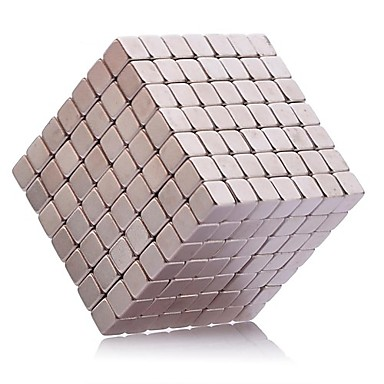 cheap Special Deals-216 pcs 4mm Magnet Toy Magnetic Blocks Building Blocks Super Strong Rare-Earth Magnets Neodymium Magnet Neodymium Magnet Stress and Anxiety Relief Office Desk Toys DIY Kid's / Adults' / Children's