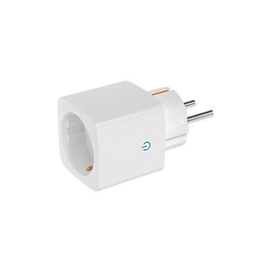 رخيصةأون Smart Plug-المكونات الذكية SSA012 إلى يوميا / أدوات المطبخ الحديثة / غرفة المعيشة Smart / أب التحكم / محمول WIFI 100-240 V / 110-220 V
