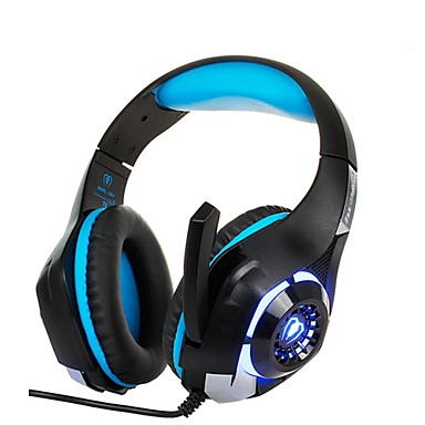 cheap Video Game Accessories-GM-1 Wired Headphones For PS4 ,  Headphones ABS 1 pcs unit