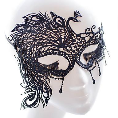 Odmor dekoracije Halloween / Halloween Dekoracije Halloween / Maske za Noć vještica Party / Vjenčanje Crn 1pc