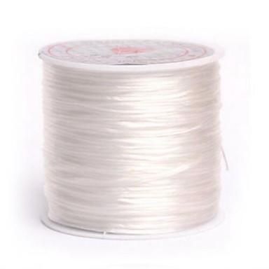 olcso Zsineg és drót-Cord & Wire Vezeték Fekete / Fehér / Sárga 1 pcs 0.05 cm Kompatibilitás