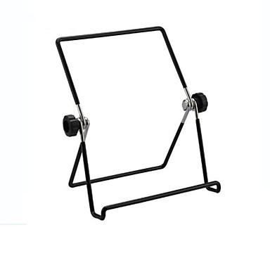 olcso iPad állványok és foglalatok-Asztal Szerelje fel a tartóállványt Összecsukható Gravitációs típus Fém Tartó