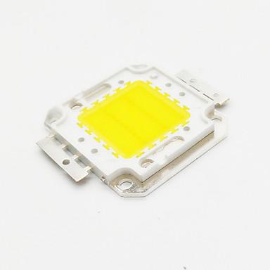 olcso LED-ek-zdm ™ diy 30w integrált led / nagy teljesítményű 2500-3000lm természetesen fehér 4000-4500k-os fény integrált led modul (32-35v 0.8-0.9a)