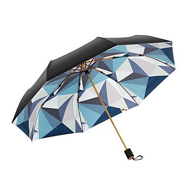 boy® الجميع مشمس وممطر / مقاوم للرياح / تصميم جديد مظلة ملطية