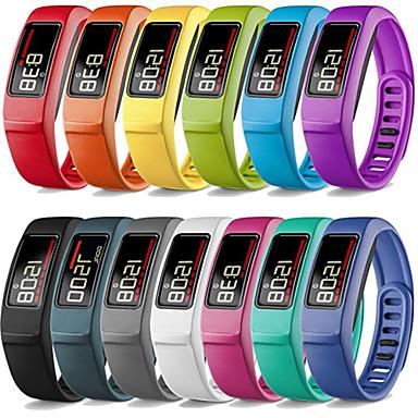 voordelige Smartwatch-accessoires-Horlogeband voor Vivofit 2 Garmin Sportband Silicone Polsband