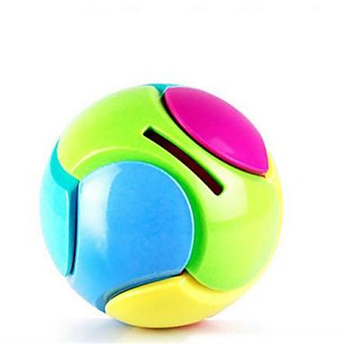 رخيصةأون مخففات التوتر-بنك المسكوكات كرة محبوب ABS + PC 1 pcs الأطفال الجميع ألعاب هدية