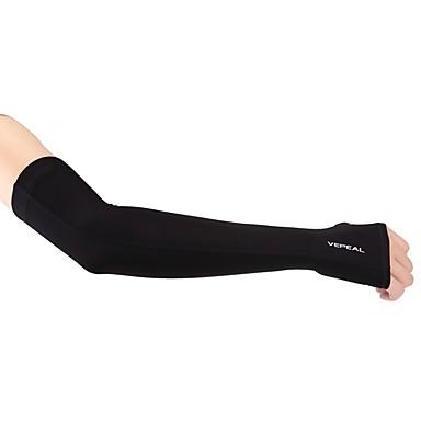 olcso Armwarmers vagy legwarmers & Cipővédő-VEPEAL Ujjak Gyors szárítás Lélegzési képesség Szuper vékony Spandex Chinlon mert 1 pár / Nagy rugalmasságú