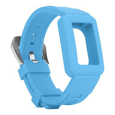 ieftine Accesorii Telefon Mobil-Uita-Band pentru Fitbit Charge 2 Fitbit Banderola Sport Silicon Curea de Încheietură