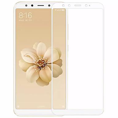 Недорогие Защитные плёнки для экранов Xiaomi-asling протектор экрана для xiaomi xiaomi mi 6x (mi a2) закаленное стекло 2 шт. полный защитный экран для экрана корпуса с защитой от скручивания 2.5d изогнутый край 9-кратная твердость