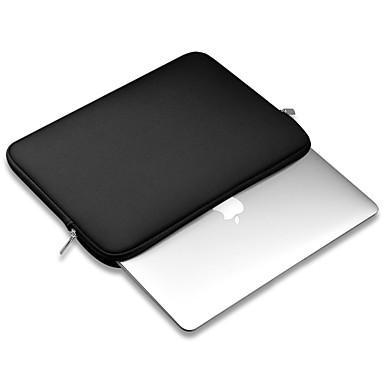 Χαμηλού Κόστους Θήκες, τσάντες και πορτοφόλια Mac-Μανίκια Συμπαγές Χρώμα Υφασμα για Νέο MacBook Pro 15'' / MacBook Pro 15 ιντσών / MacBook Air 13 ιντσών