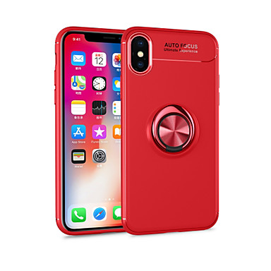 Case For Apple Iphone X Iphone 8 Plus With Stand Ring Holder