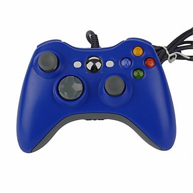olcso Xbox 360 tartozékok-Vezetékes játékvezérlő Kompatibilitás Xbox 360 ,  játékvezérlő ABS 1 pcs egység