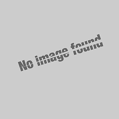 levne Pánská polo trika-Pánské - Jednobarevné / Zvíře Základní Větší velikosti Polo, Výšivka Košilový límec Černá / Krátký rukáv