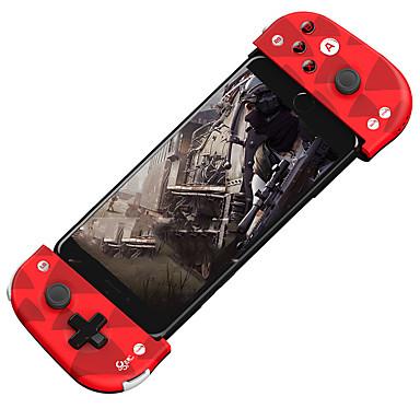 olcso Okostelefon-játék tartozékok-W1 Vezeték nélküli játékvezérlő Kompatibilitás Okostelefon ,  Bluetooth Hordozható játékvezérlő ABS 1 pcs egység