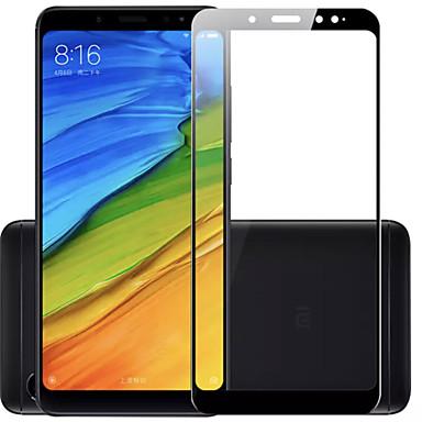 Недорогие Защитные плёнки для экранов Xiaomi-XIAOMIScreen ProtectorXiaomi Redmi Примечание 5 Уровень защиты 9H Защитная пленка на всё устройство 2 штs Закаленное стекло
