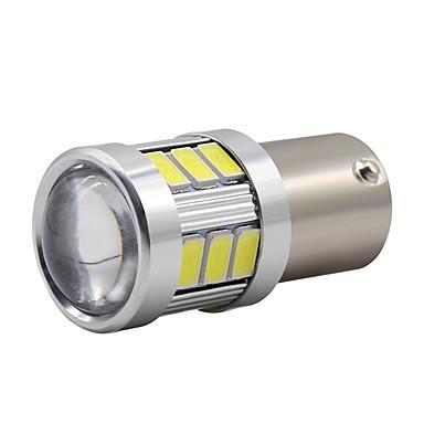 voordelige Motorverlichting-SO.K 2pcs 1156 Motor / Automatisch Lampen 3 W SMD 5730 300 lm 18 LED Dagrijverlichting / Richtingaanwijzerlicht / Motor For Universeel Alle jaren