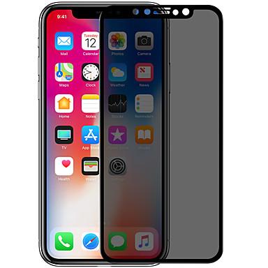 nillkin zaštitnik zaslona za jabuka iphone xs kaljeno staklo 1 pc štitnik zaslona punog tijela 9h tvrdoća / protuprovalna zaštita / anti otisak prsta