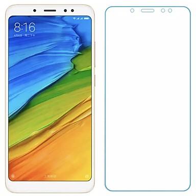 Недорогие Защитные плёнки для экранов Xiaomi-XIAOMIScreen ProtectorXiaomi Redmi Примечание 5 Уровень защиты 9H Защитная пленка для экрана 2 штs Закаленное стекло