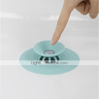استنزاف دش سدادة الطابق استنزاف المطاط دائرة سيليكون المكونات لملحقات الاستحمام الحمام استنزاف مقاوم للتسرب