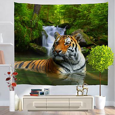 preiswerte Wandkunst-Urlaub Wand-Dekor Polyester Klassisch Wandkunst, Wandteppiche Dekoration