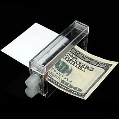 كمامات خدعة سحرية آلة طباعة النقود إبداعي 1 pcs الطفل ألعاب هدية