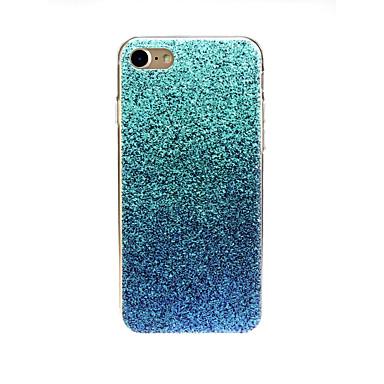 voordelige iPhone-hoesjes-hoesje Voor Apple iPhone X / iPhone 8 Plus / iPhone 8 Ultradun / Patroon / Schattig Achterkant Kleurgradatie Zacht TPU