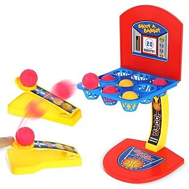 olcso Balls és kiegészítők-Kosárlabda Játékok Sport / Mini / Család Szülő-gyermek interakció Műanyag ház Gyerekek Ajándék 1 pcs