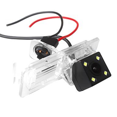 Недорогие Камеры заднего вида для авто-Камера заднего вида ziqiao hd с подсветкой для renault fluence / dacia duster / megane 3 / nissan terrano