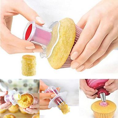 Instrumentul de decorare Plăcintă Biscuiți Tort Plastic Calitate superioară