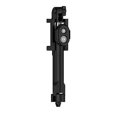 Недорогие Bluetooth палка для селфи-Палка для селфи Bluetooth С возможностью удлинения Максимальная длина 75cm универсальный Android / iOS Универсальный